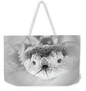 Rattlesnake Hello Weekender Tote Bag