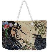 Raven Beauties Weekender Tote Bag