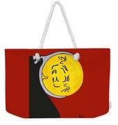 Raven Elk Moon  -013 Weekender Tote Bag