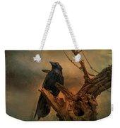 Raven Lover Weekender Tote Bag