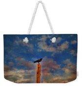 Raven Pole Weekender Tote Bag