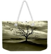 Raven Valley Weekender Tote Bag by Jacky Gerritsen