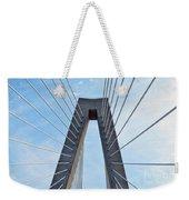 Ravenel Bridge Charleston Weekender Tote Bag