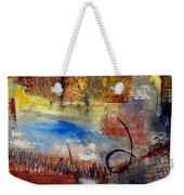 Raw Emotions Weekender Tote Bag