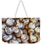 Raw Mushrooms Weekender Tote Bag