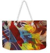 Raw Paint - 281 Weekender Tote Bag