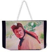 Rawhide Rowdy Weekender Tote Bag