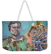 Ray Harryhausen Tribute Jason And The Argonauts Weekender Tote Bag