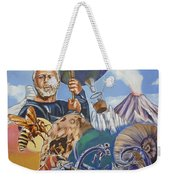 Ray Harryhausen Tribute The Mysterious Island Weekender Tote Bag