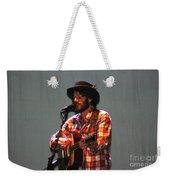 Ray Lamontagne-9039 Weekender Tote Bag