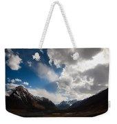 Ray Of The Sky Weekender Tote Bag