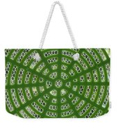 Rays And Circles Abstract 01 Weekender Tote Bag