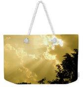 Rays Of Glory Weekender Tote Bag