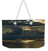 Rays Of God  Weekender Tote Bag