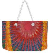 Rays Of Life Weekender Tote Bag