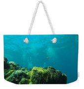 Rays Of Light Weekender Tote Bag