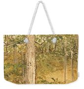 Raystown Lake Weekender Tote Bag by Leah  Tomaino