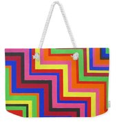 Razzmatazz Weekender Tote Bag by Oliver Johnston