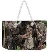 Re-enactment Soldiers Weekender Tote Bag