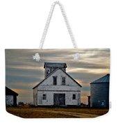 Re-purposed Grainery Weekender Tote Bag