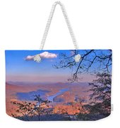 Reaching For A Cloud Weekender Tote Bag