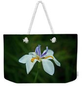 Reaching Iris Weekender Tote Bag