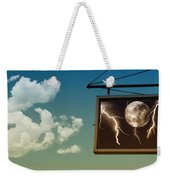 Read The Signs Weekender Tote Bag