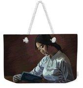 Reader Weekender Tote Bag
