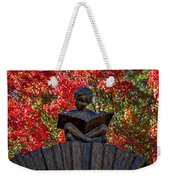 Reading Boy - Santa Fe Weekender Tote Bag