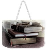 Reading Material Weekender Tote Bag