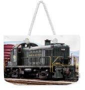 Reading Rr Engine 467 Weekender Tote Bag