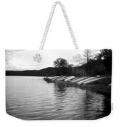 Ready And Waiting Weekender Tote Bag