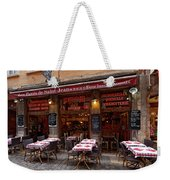 Ready For Diners Weekender Tote Bag