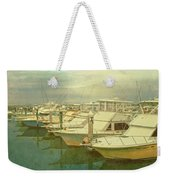 Ready For Fishing  Weekender Tote Bag