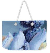 Ready For Her Closeup Weekender Tote Bag by Kimberly Santini