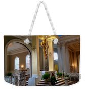 Ready For Mass Weekender Tote Bag