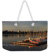 Ready For Sailing Weekender Tote Bag