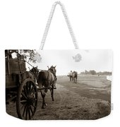 Ready For Sundown Weekender Tote Bag