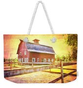 Ready For The Hay Weekender Tote Bag