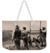 Ready On The Right Weekender Tote Bag