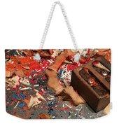 Ready-set-draw Weekender Tote Bag