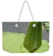 Ready To Bloom Weekender Tote Bag