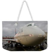 Ready To Board Weekender Tote Bag