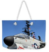 Ready To Launch Weekender Tote Bag