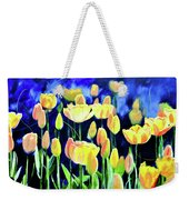 Real Artists Dont Paint Decorative Iv Weekender Tote Bag