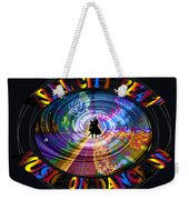 Real City Beat Weekender Tote Bag
