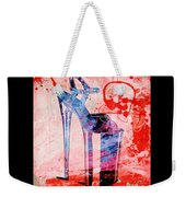 Big Bad Stiletto  Weekender Tote Bag