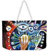 Realy Into It Weekender Tote Bag