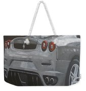 Rear Ferrari F430 Weekender Tote Bag