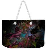 Reason And Virtue - Fractal Art Weekender Tote Bag